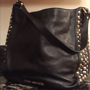 Juicy Couture Leather Shoulder Purse